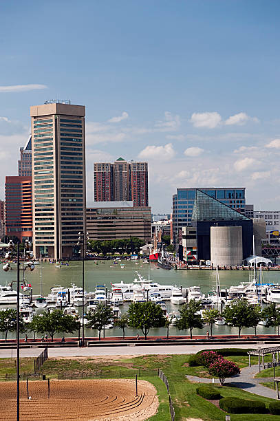 Baltimore Inner Harbor  inner harbor baltimore stock pictures, royalty-free photos & images