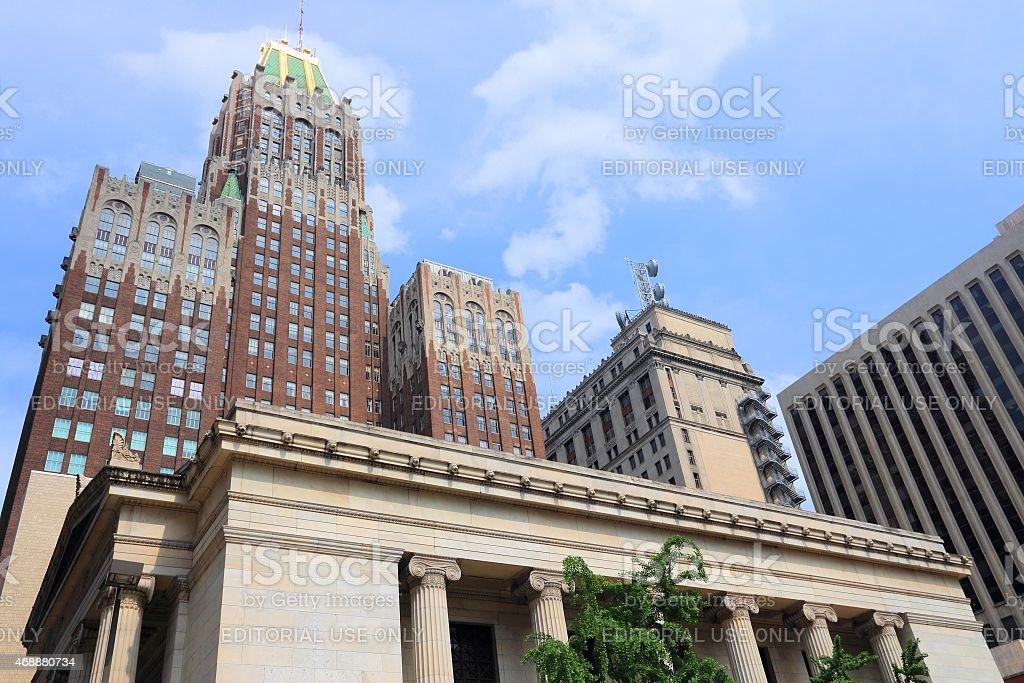 Baltimore, Maryland stock photo
