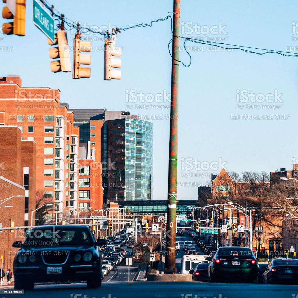 Baltimore Maryland Stock Photo - Download Image Now