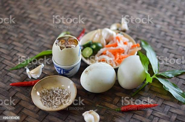 Balut boiled developing duck embryo picture id499490406?b=1&k=6&m=499490406&s=612x612&h=51jpaixsn wk3fvub52xmaojp 3uia2awmiv2qni2oi=