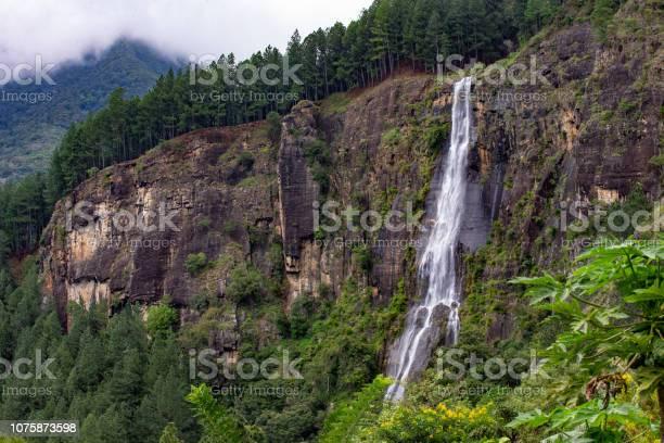 Bambarakanda Waterfall - Sri Lanka
