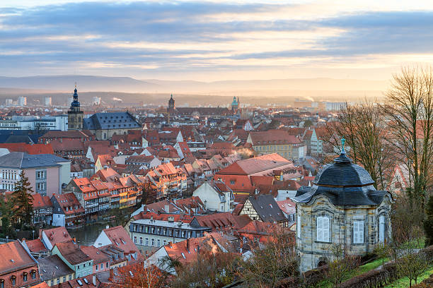 Bamberg Little Venice Panorama – Foto