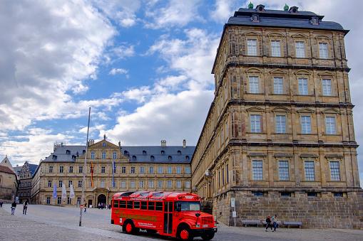 Bamberg, Neue Residenz (Bavaria, Germany)