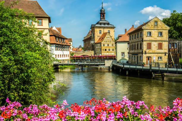 Bamberger altes Rathaus – Foto