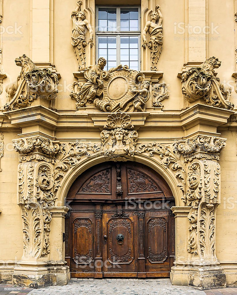 Bamberg stock photo