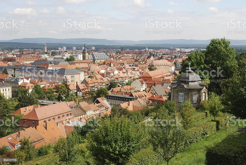 Bamberg royalty-free stock photo