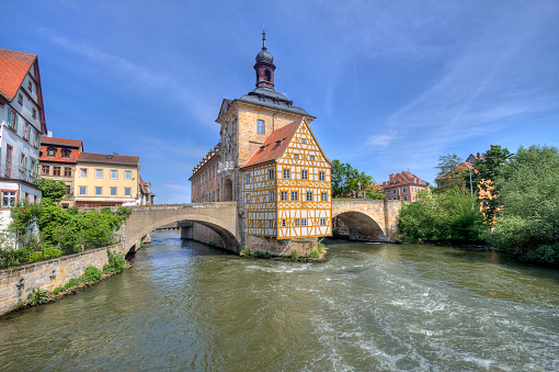 Bamberg Townhall, Germany