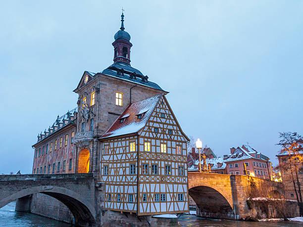 Bamberg Winter city – Foto