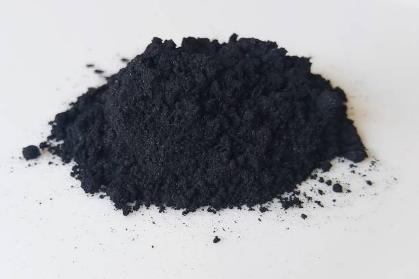 Bamboo Activated Charcoal Powder – zdjęcie