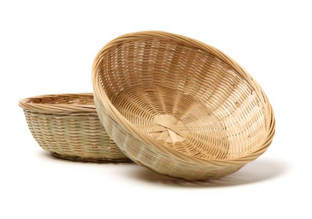 bambu korg handgjorda - halmslöjd bildbanksfoton och bilder