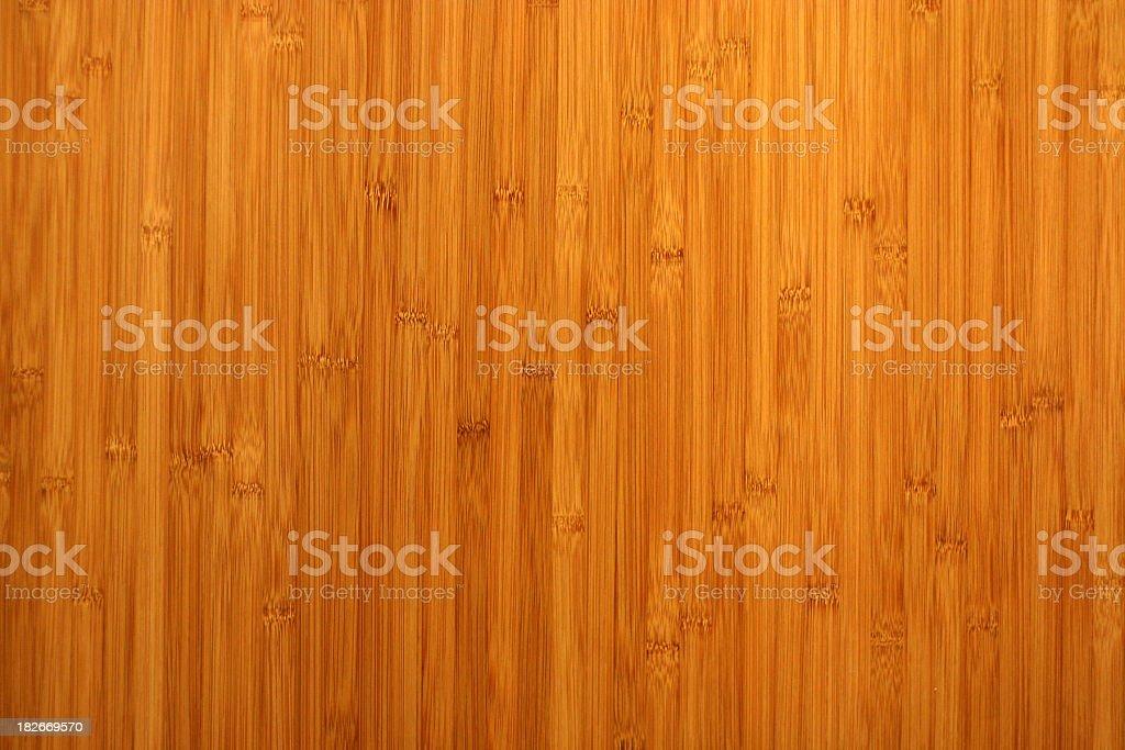 Bamboo Floor stock photo