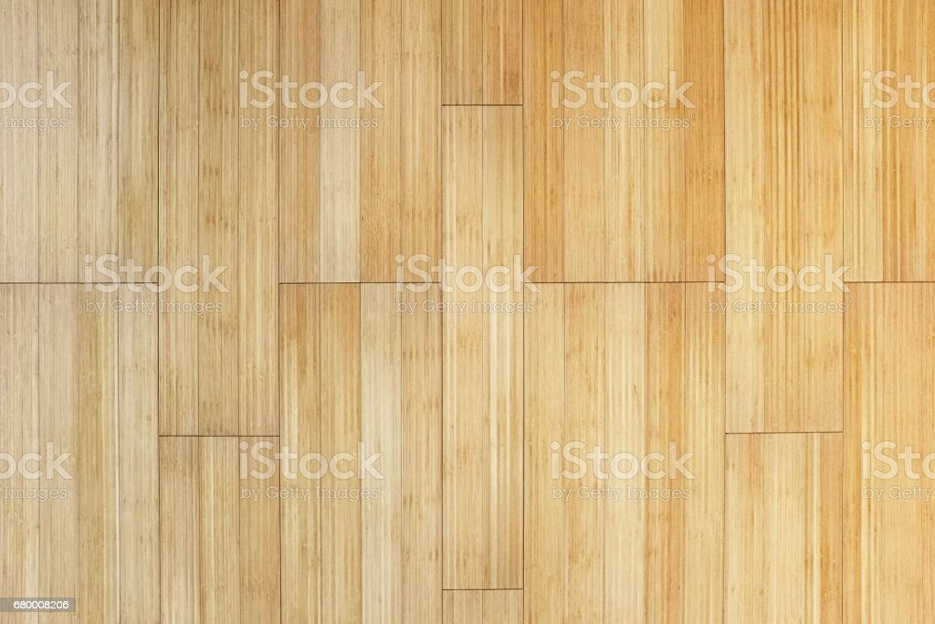 Bamboo floor textured background stock photo