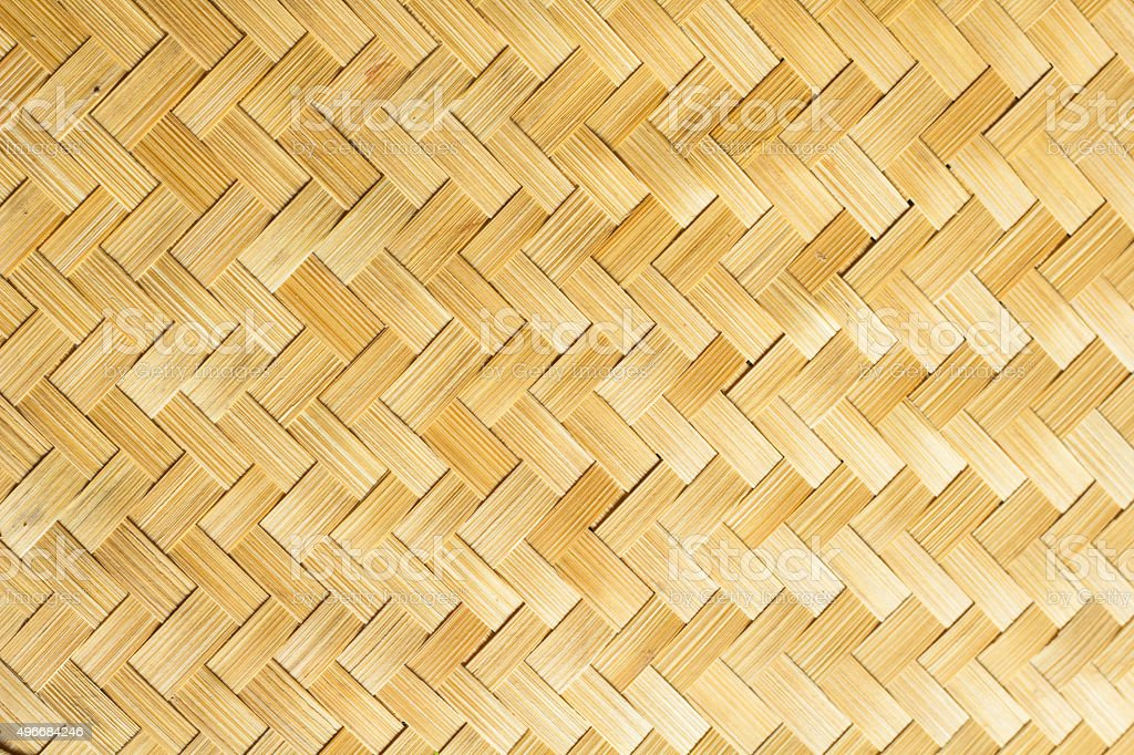 bamboo handcraft background stock photo