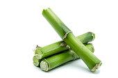 istock Bamboo isolated on white background 1211392923