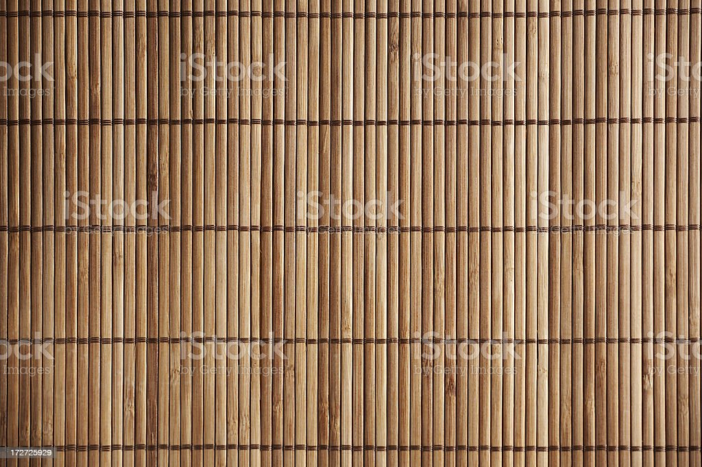 Bambus-Matte – Foto