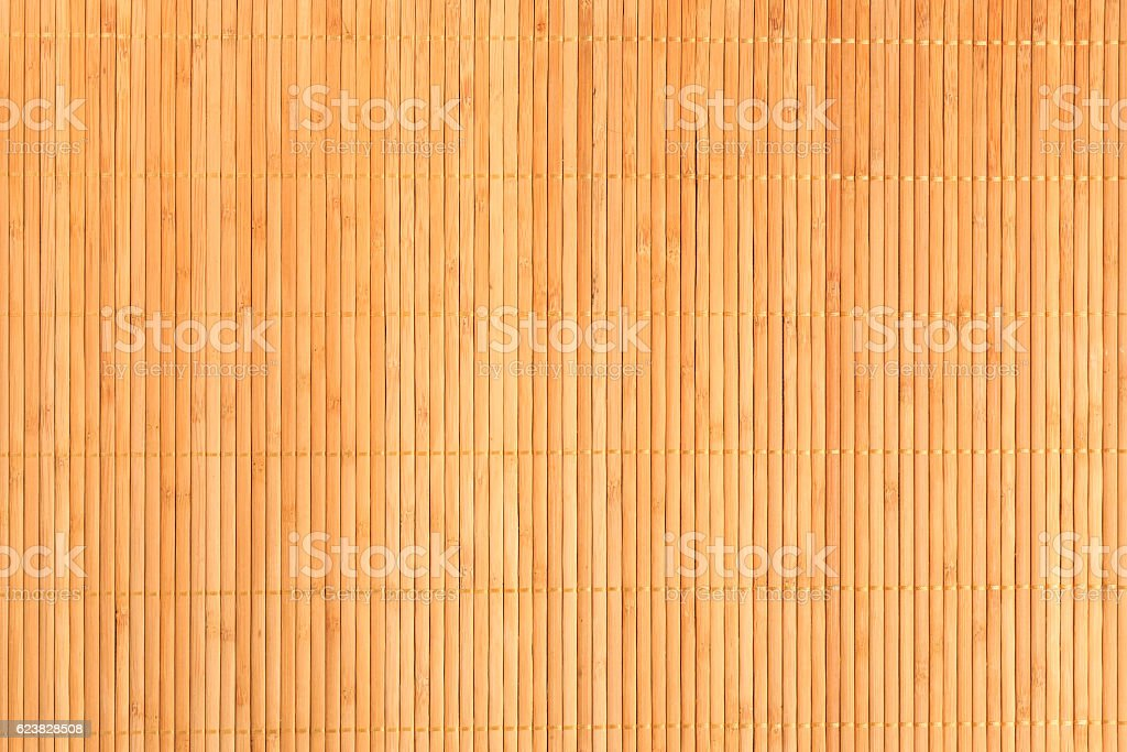 bamboo mat texture background stock photo