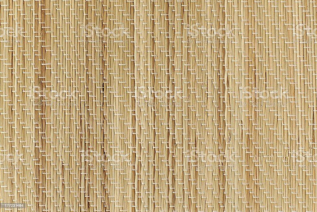 Bambus Matten Oberflache Stock Fotografie Und Mehr Bilder Von