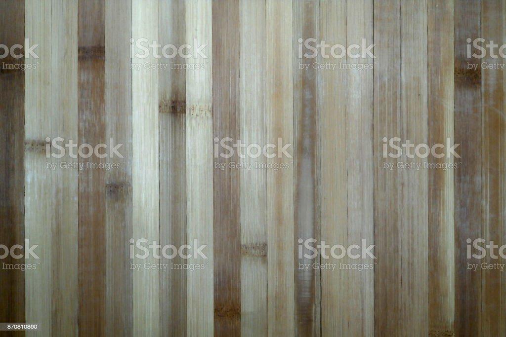Bamboo panel stock photo