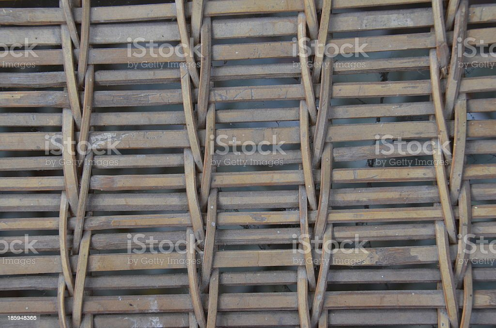 bamboo partition royalty-free stock photo