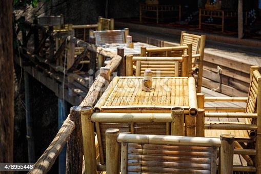 istock Bamboo patio 478955446