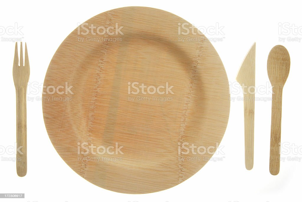 Bamboo Picnic Wear royalty-free stock photo