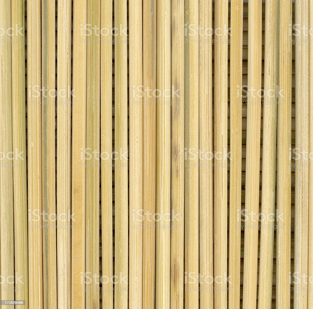 Bamboo sticks XL stock photo