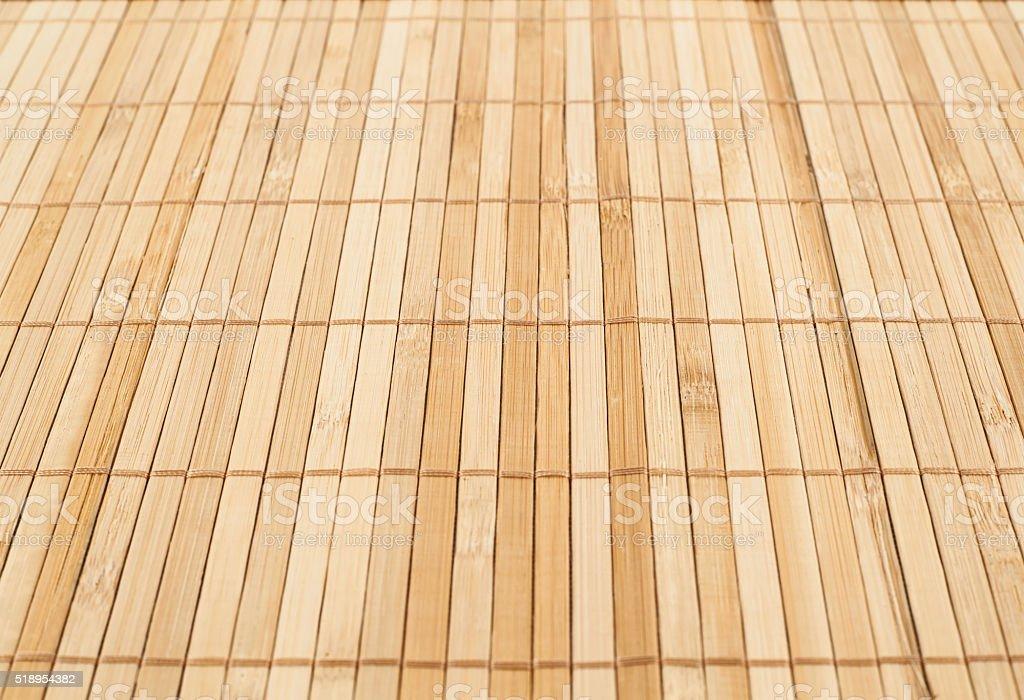 Bamboo straw background mat stock photo
