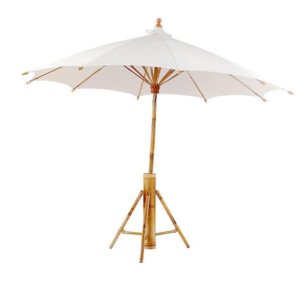 bambus-sonnenschutz - outdoor sonnenschutz stock-fotos und bilder