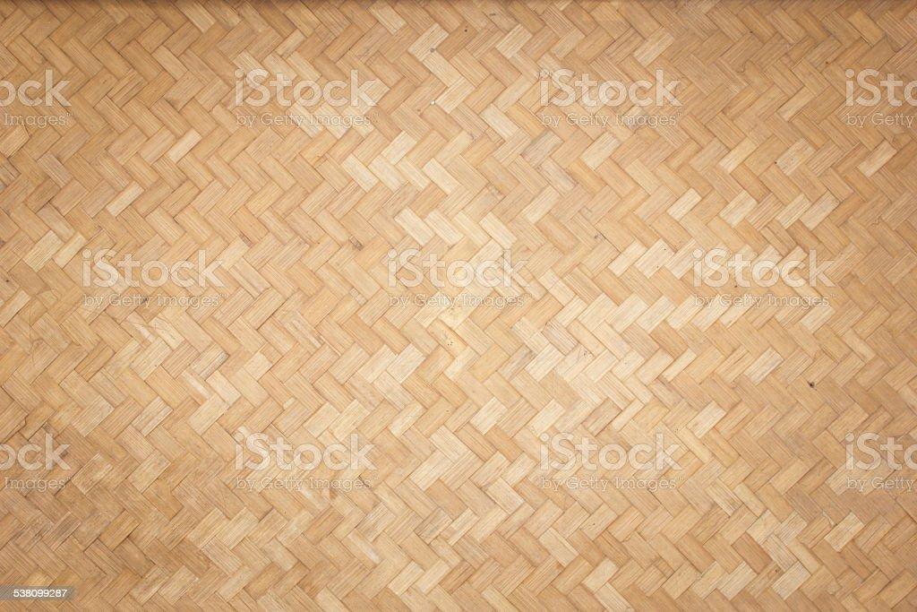 Bambus tekstura płótna – zdjęcie