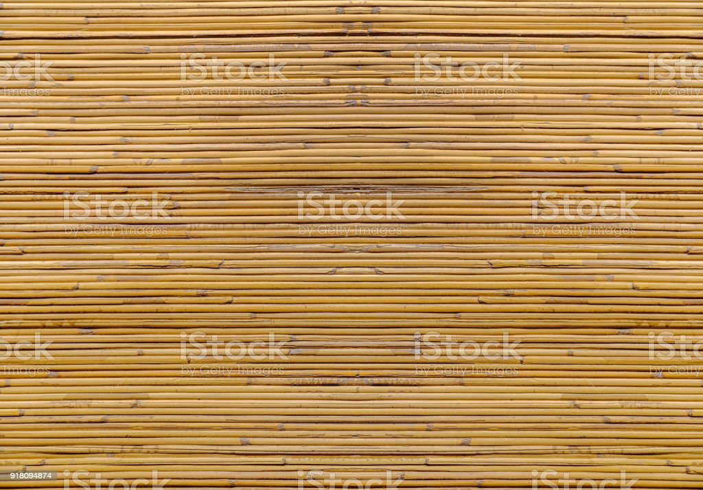 Bamboo textured background stock photo