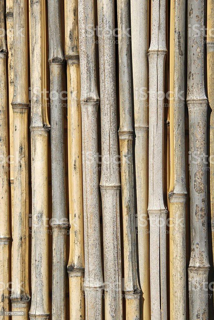 Bamboo Tiki Background stock photo