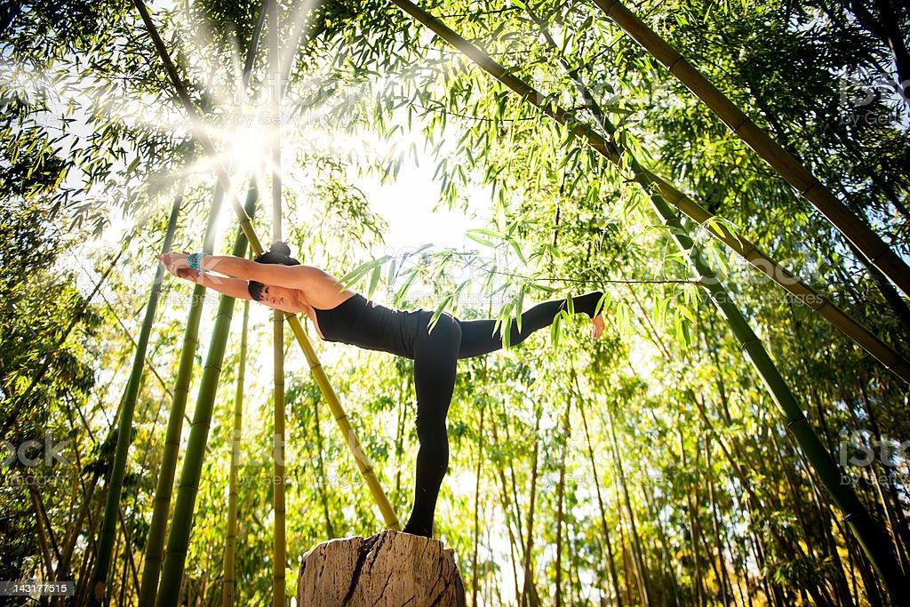 yoga bambu