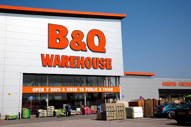 B & Q Warehouse DIY zu Hause Verbesserung Store – Foto