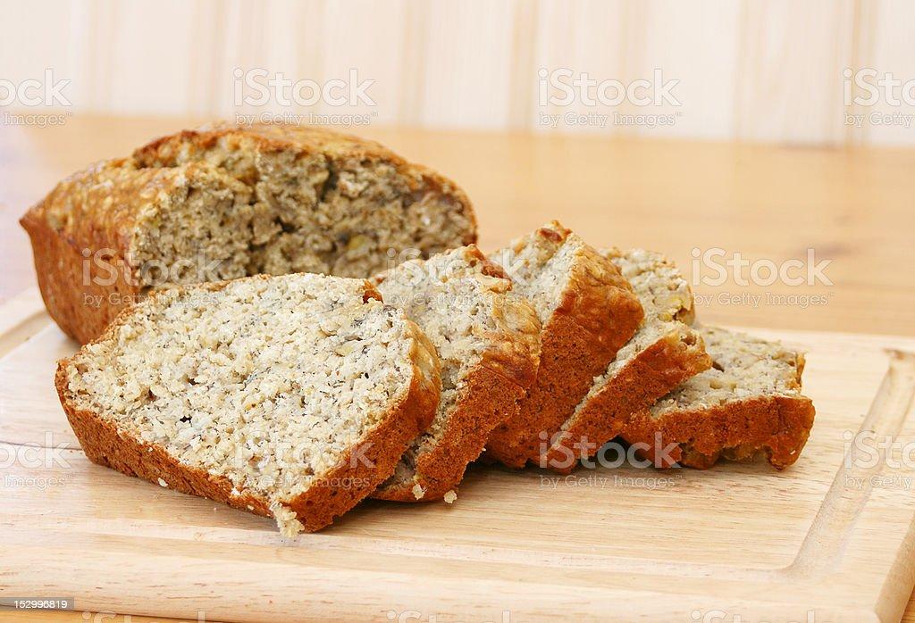 Banana Bread stock photo