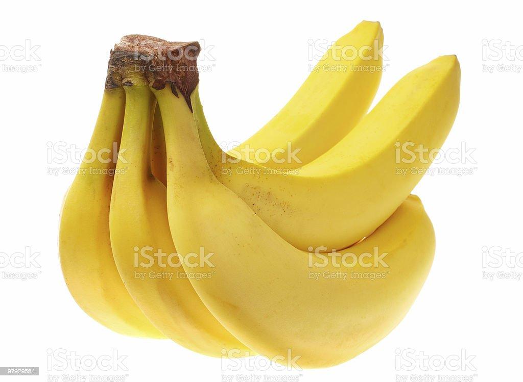 Banana fruit royalty-free stock photo