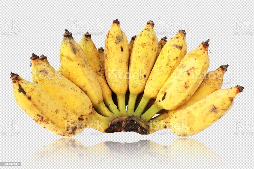 Banana Non-toxic stock photo