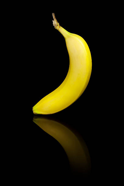 Banana Black Background Pictures, Images and Stock Photos ...