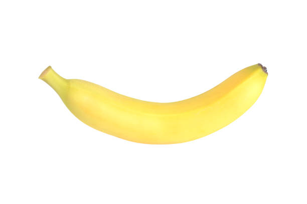 Top 60 Banana White Background Stock Photos, Pictures, and ...