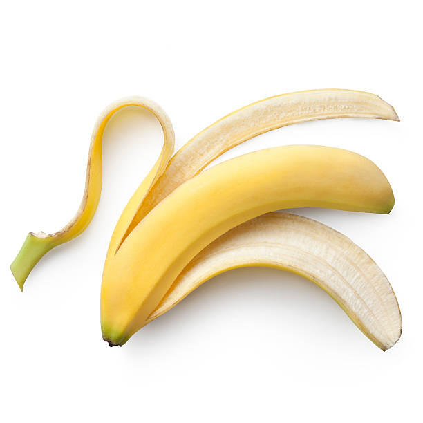 Banana peel Banana peel. banana peel stock pictures, royalty-free photos & images