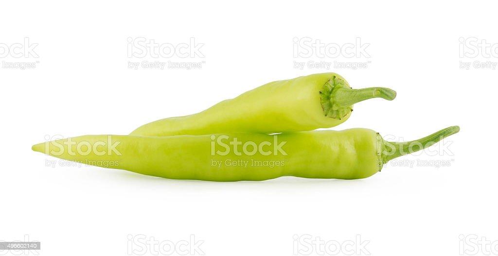 Banana Peppers stock photo