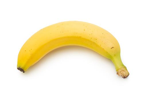 Many fresh bananas as background