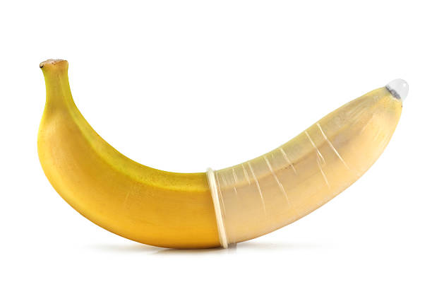 banana - rubber stock photos and pictures