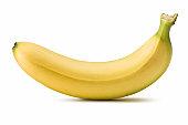 istock Banana (Clipping Path) 157375066