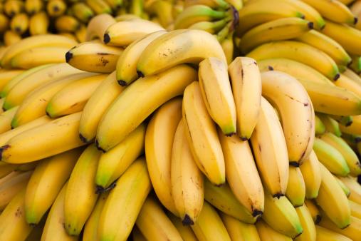 propiedades de la banana