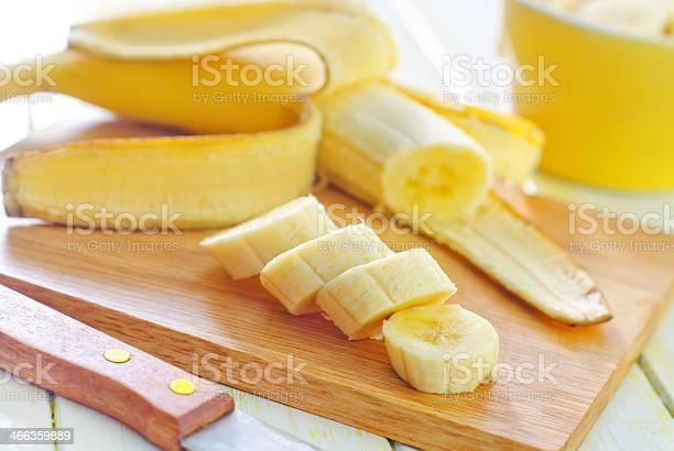 Banana Stock Photo - Download Image Now