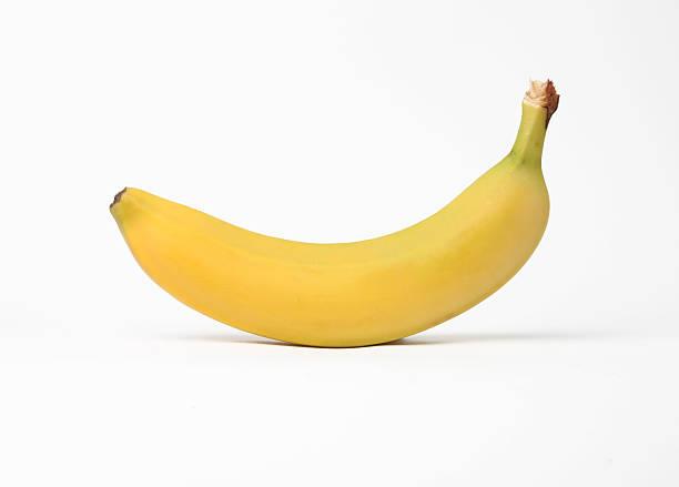 banana - maturo foto e immagini stock