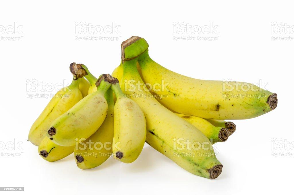 Tipo banana - foto de stock