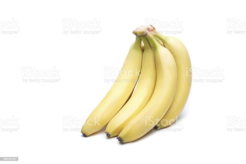Banana. royalty-free stock photo