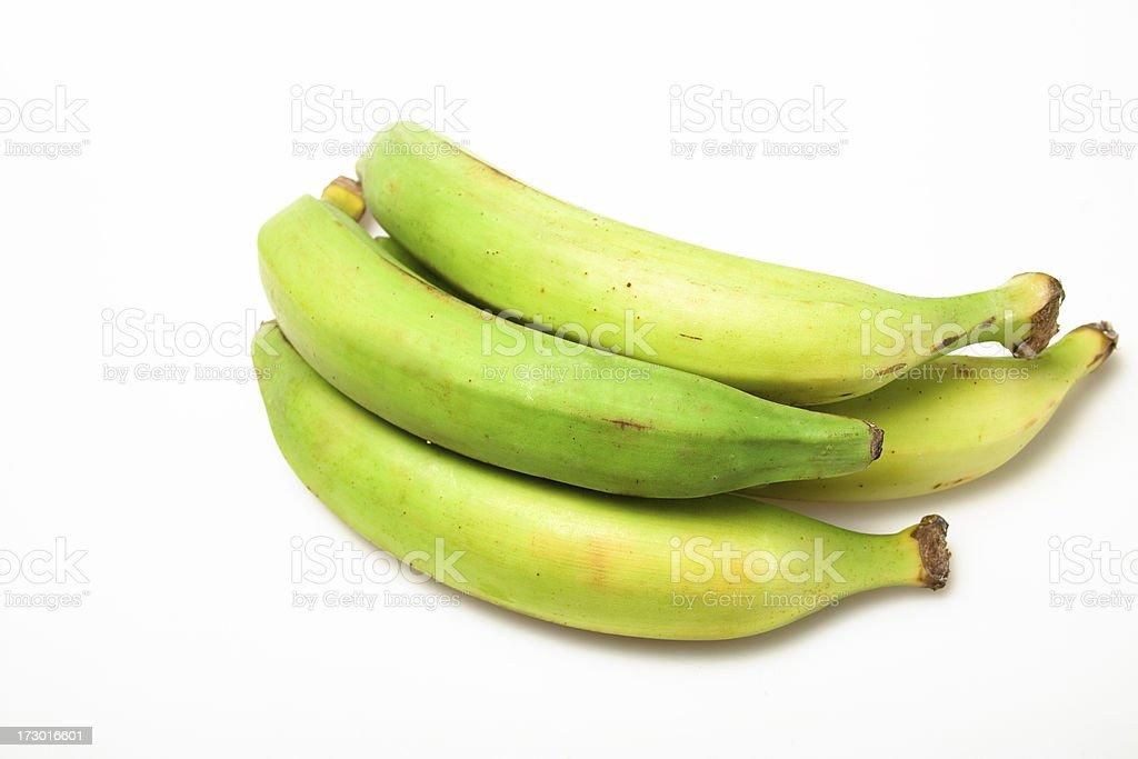Banana plantain royalty-free stock photo