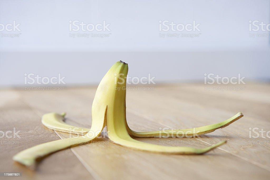 Banana Haut auf Etage – Foto
